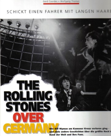 The Rolling Stones Over Germany