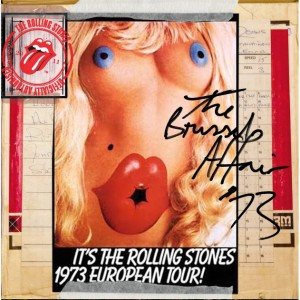 Rolling Stones The Brussels Affair 1973