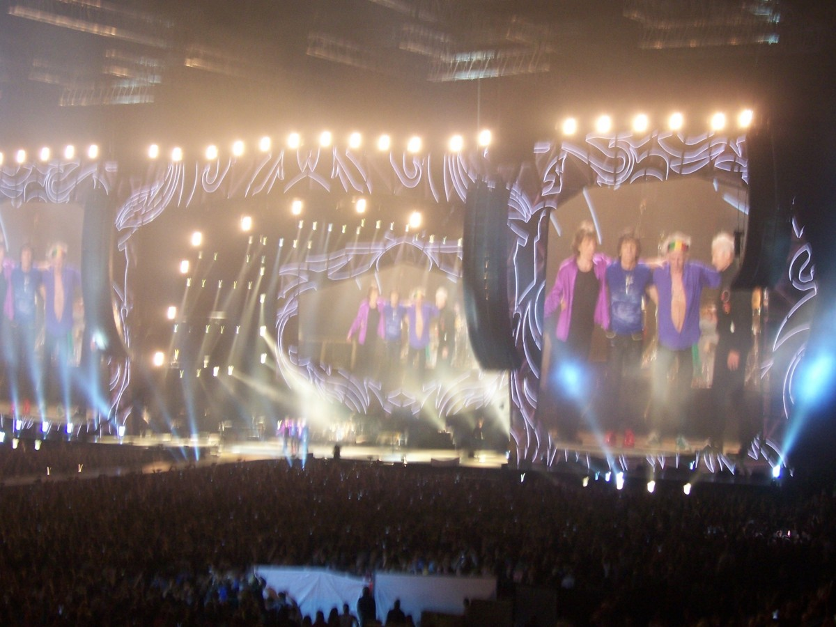 23 The Rolling Stones