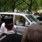 Duesseldorf 2007 - Blondie auf dem Beifahrersitz