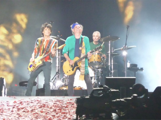 The Rolling Stones, 50 & Counting Tour 2013, 06.07.2013 London