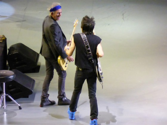 The Rolling Stones, 50 & Counting Tour 2013, 03.06.2013 Chicago